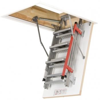 Чердачная лестница с люком Fakro LML Metall Lux 700*1200*2800