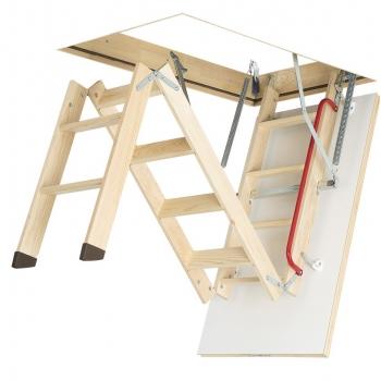 Чердачная лестницав потолок с люком Fakro LWK Plus 600*940*2800